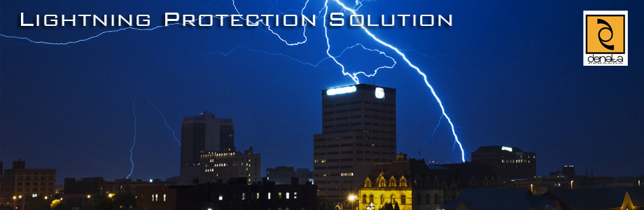 Lightning Protection Solution - Penangkal Petir