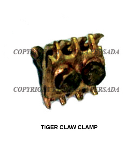 TIGER CLAW CLAMP